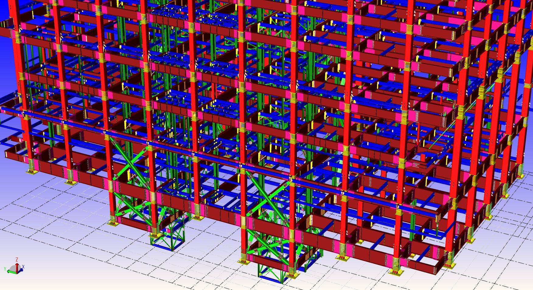 鉄骨CADシステムの紹介